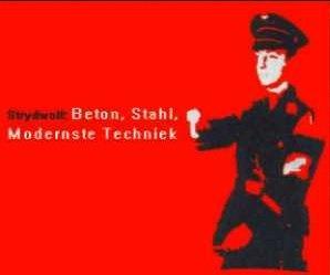 Strydwolf - Beton, Stahl, Modernste Techniek