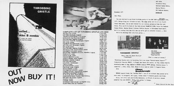 Die or D.I.Y.?: Throbbing Gristle - 24 Hours (Cassette