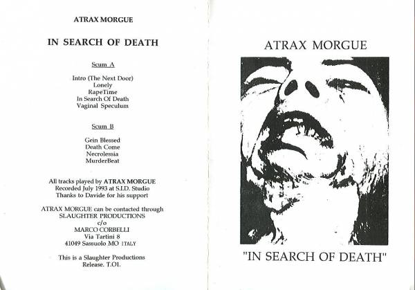 Atrax Morgue - Inorganic Introduction Pt.II